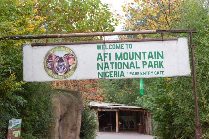 Afi Mountain Nationalpark